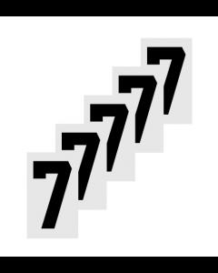 Individual Number Pack