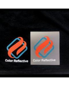 Spot Color Reflective Logos